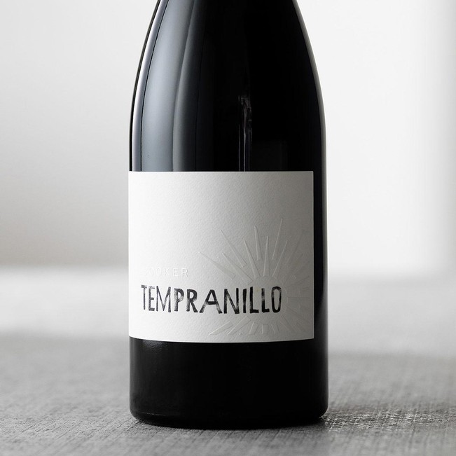 2018 TEMPRANILLO EXT